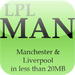 <20MB Manchester & Liverpool Map