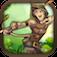 Rennaissance Infantry Man Bow Arrow Target Skills Pro
